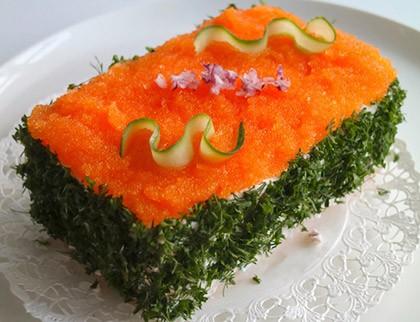 M�ti-lohi-voileip�kakku